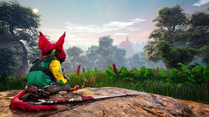 Hands-on with BioMutant's adorable — and deadly — critters