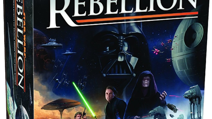 Star Wars: Rebellion  description