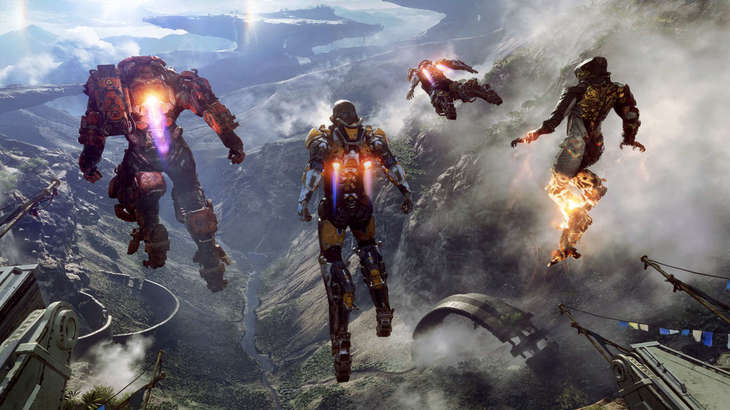 "BioWare Boss On Anthem: ""We Remain 100% Committed"""