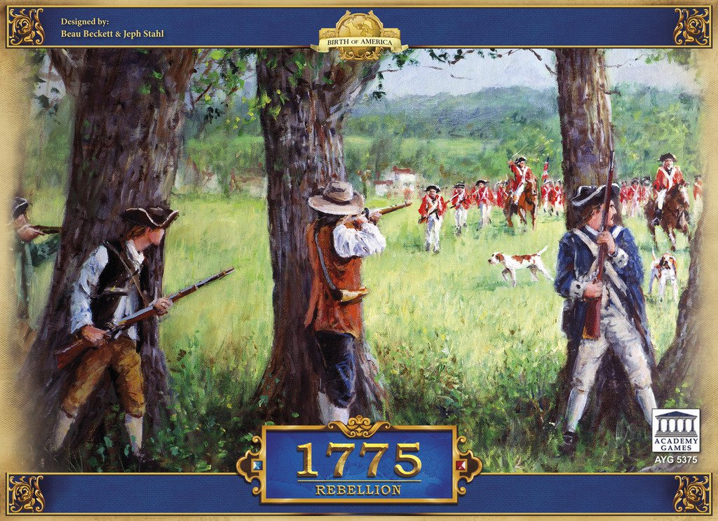 1775: Rebellion description reviews