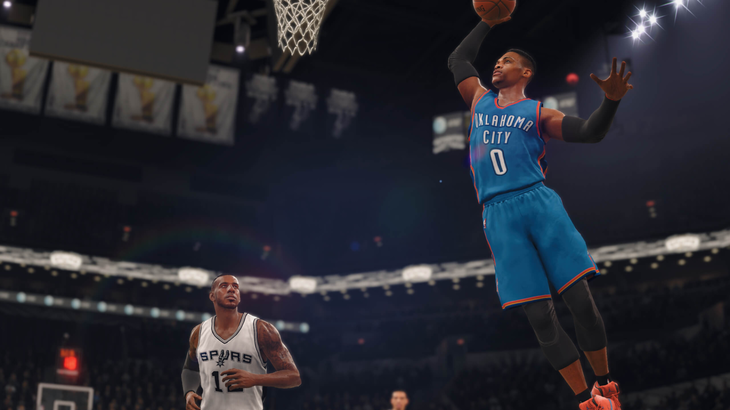 EA Has An Interesting Way Of Helping NBA Live 18 Compete With NBA 2K18