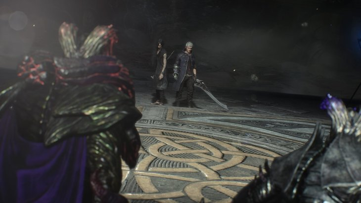 Devil May Cry 5 multiplayer lets players make guest appearances in each other's games