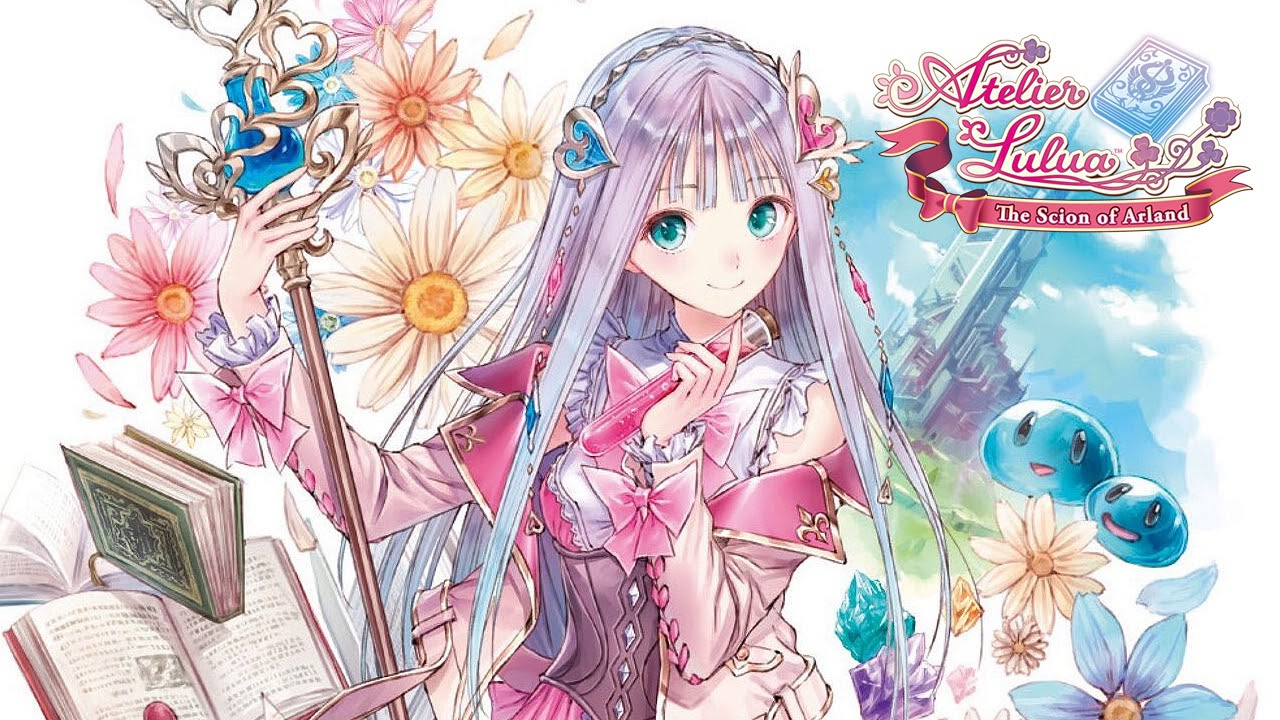 Atelier Lulua: The Scion of Arland Review reviews