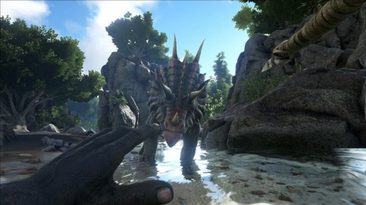 ARK: Survival Evolved for Switch launches November 30