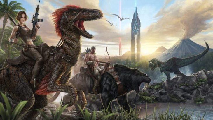 ARK: Survival Evolved on Switch Release Date Revealed