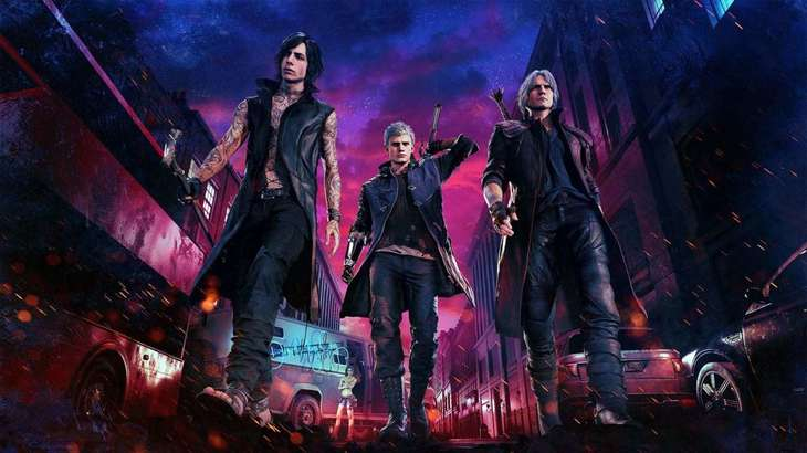 Devil May Cry 5 Will Feature Co-Op Play, Confirms Capcom