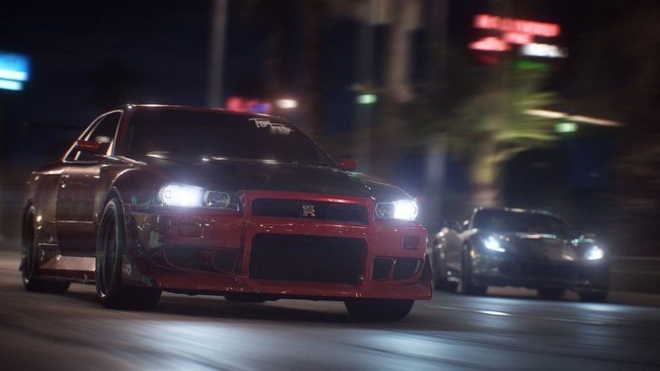 'Need For Speed Payback' Update Addresses Player Progression