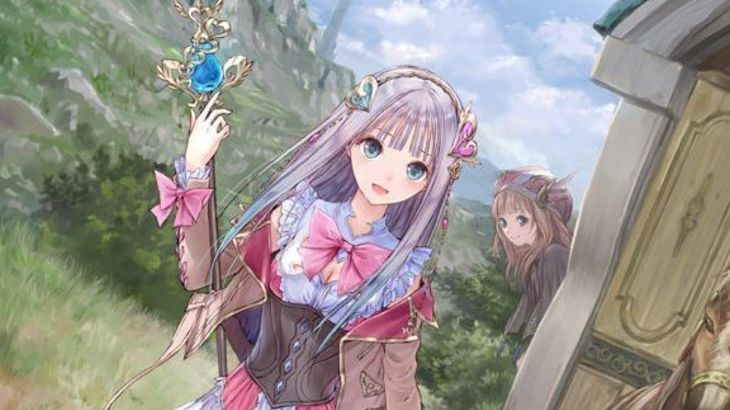 Atelier Lulua for PS4 and Nintendo Switch Gets Beautiful Box Art by Mel Kishida