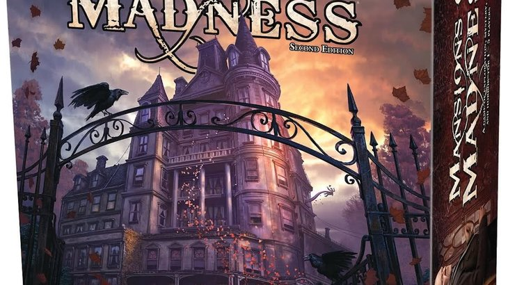 Mansions of Madness: Second Edition description