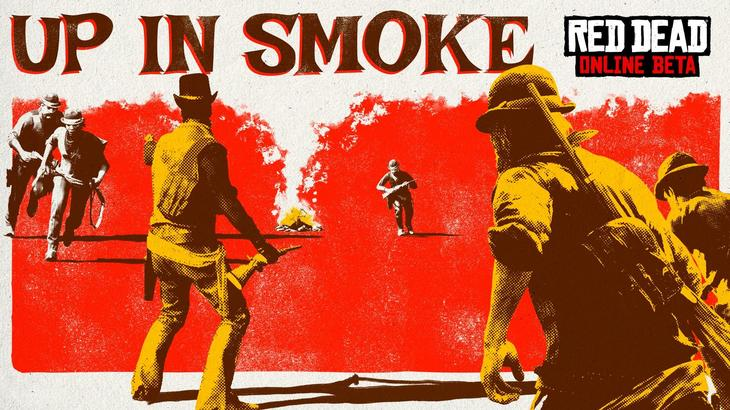 News: Red Dead Online's Showdown mode expands with Up in Smoke