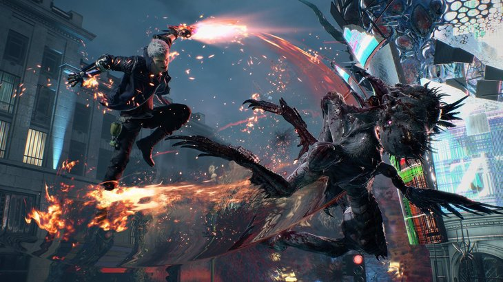 "Devil May Cry 5 Development Is ""Finished,"" So Don't Expect More Content"