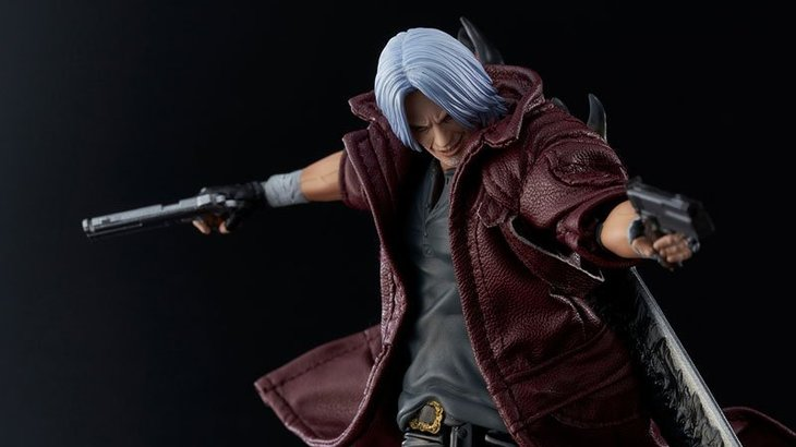 Devil May Cry 5 Getting New Dante Action Figure by Sentinel