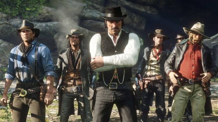 "Red Dead Redemption 2 Accolades Trailer Touts It as ""The Highest Rated Game on PS4, Xbox One"""