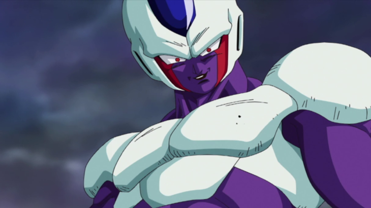 desk shows off how cool Cooler can be in his latest combo video for Dragon Ball FighterZ