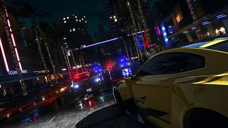 Need for Speed Heat will have a licensed electronic and urban soundtrack