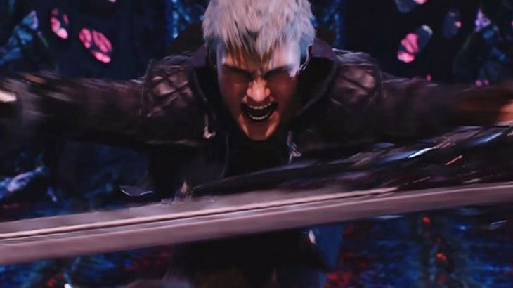 Devil May Cry 5 HYDE collaboration and Japanese voices main trailer