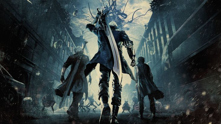 Devil May Cry 5 New Footage, Shared Single Play Details