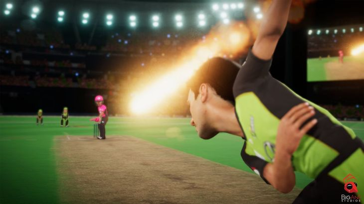 Big Bash Boom is an arcade cricket game by the creators of Ashes Cricket