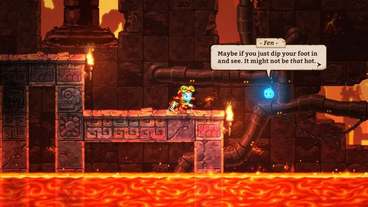 SteamWorld Dig 2 hits Xbox One, don't sleep on it