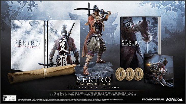 Shadows Will Die Twice on 22nd March in Sekiro