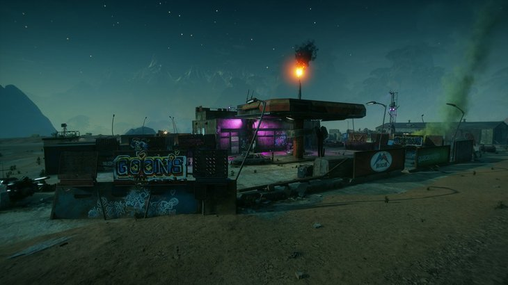 Rage 2 - All Fuel Container Locations At Boombox Pitstop