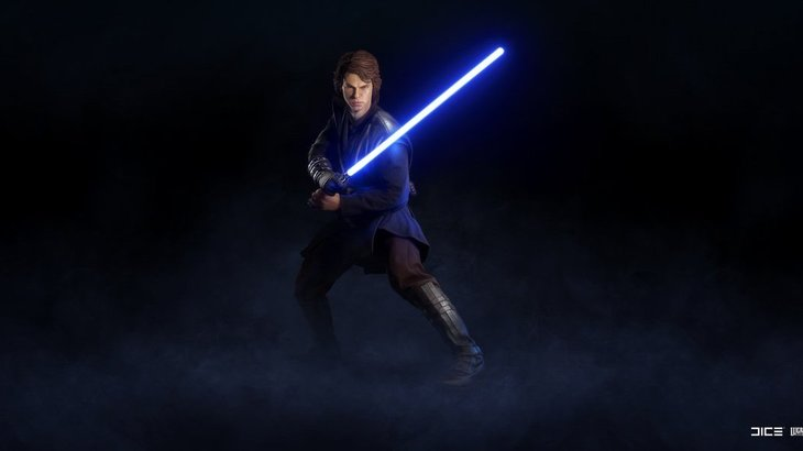 Anakin will be one of the strongest heroes in Star Wars Battlefront II