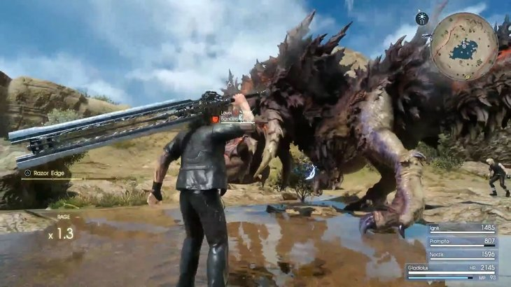 Final Fantasy XV is adding character switching soon