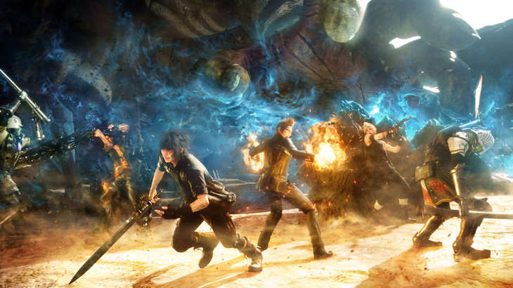 Final Fantasy 15 December Update Lets You Switch Between Characters