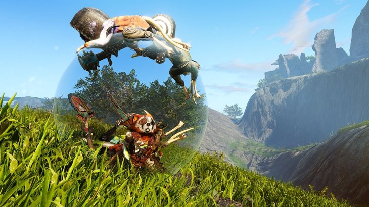 Biomutant Appears To Be Coming To Nintendo Switch