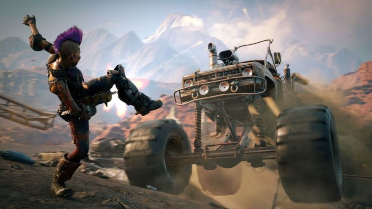Rage 2 desperately needs more fast travel options
