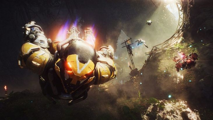 Anthem support isn't on the wane despite staff movements, BioWare promises