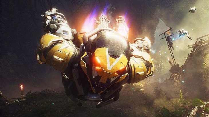 "Anthem Mostly Built in ""Six to Nine Months,"" Frostbite an Issue Throughout Development"