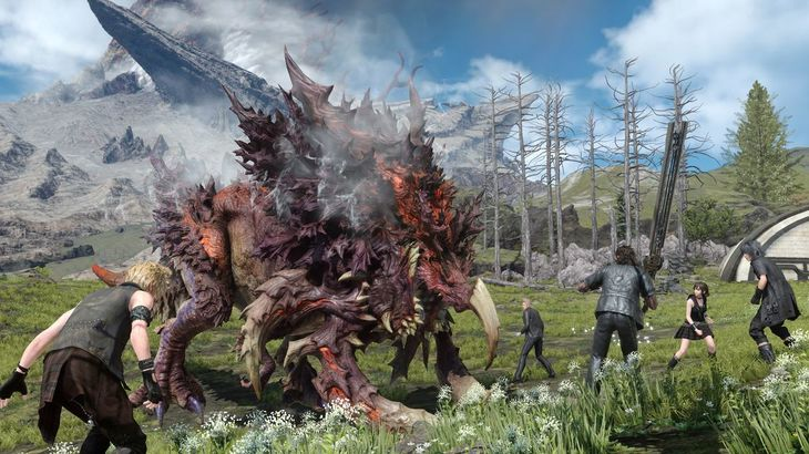 Final Fantasy 15 update will add character swapping