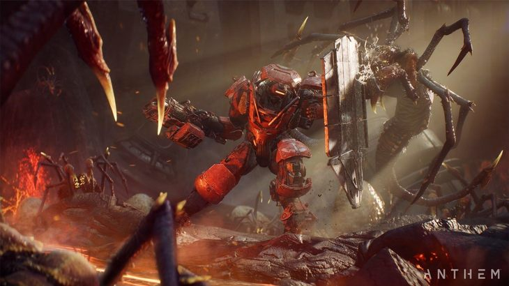 BioWare just delayed Anthem Cataclysms and plenty of other promised features