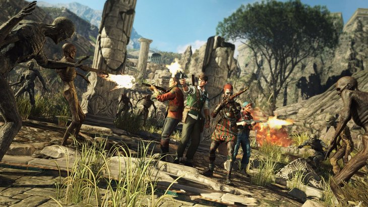 Hands On: Strange Brigade is a Punchy, Pulpy 1930s Shooter