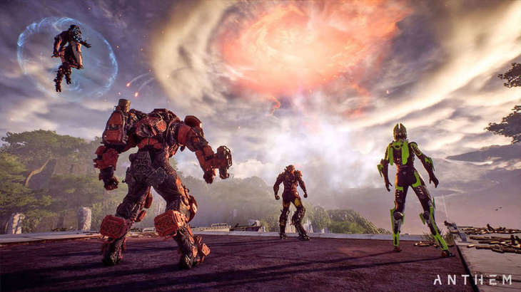 Anthem Is Getting A PC Test Server