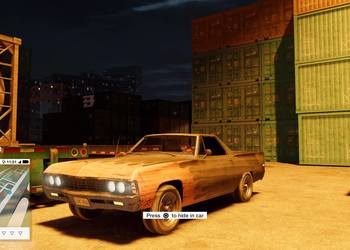 Watch Dogs 2: where to find all unique vehicles