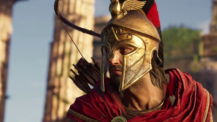 Hands-on with Assassin's Creed Odyssey on Google's Project Stream