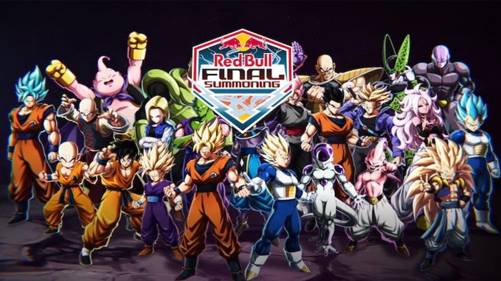 Red Bull Final Summoning: Dragon Ball FighterZ World Tour Finals results