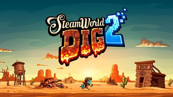 SteamWorld Dig 2 PS4 and Switch physical edition announced