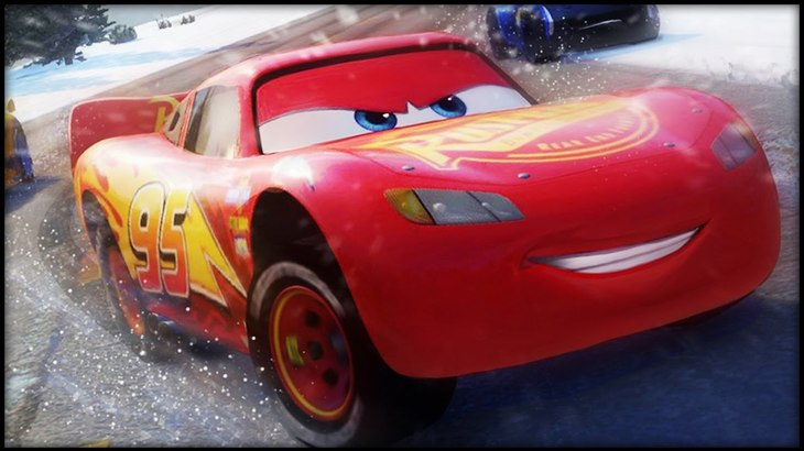 Cars 3: Driven to Win's Miiverse community is full of amazing art