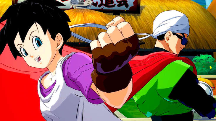 Check Out Dragon Ball FighterZ's New DLC Characters In Action