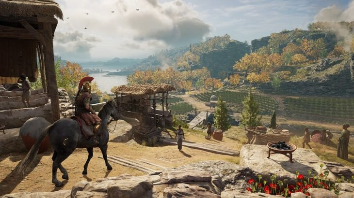 Assassin's Creed Odyssey Pushes Ubisoft Over $2 Billion in 2018 Profits