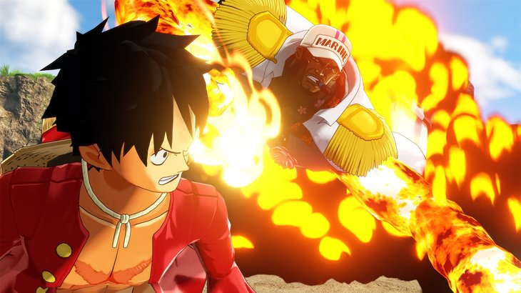 One Piece: World Seeker is getting a massive update soon, includes photo mode