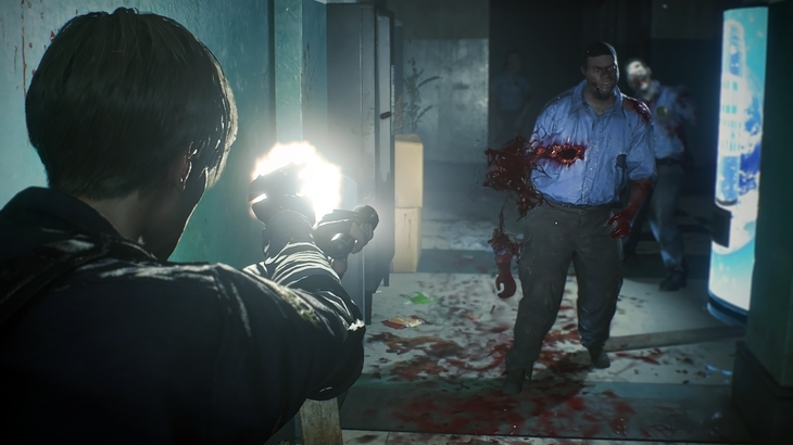 Preview: Resident Evil 2 might be the best Resi ever, again
