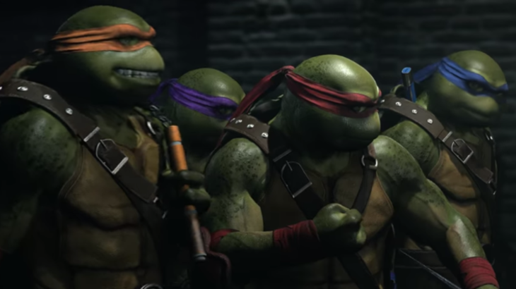 The Teenage Mutant Ninja Turtles' voice lines in Injustice 2 have been datamined, and they're absolutely awesome