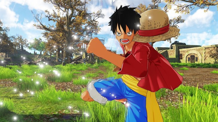 1.02 Update Now Available for One Piece: World Seeker