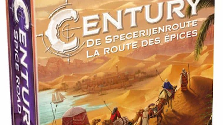 Century: Spice Road description