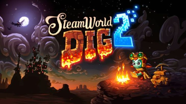 Steamworld Dig 2 Breaks Retail Ground In June
