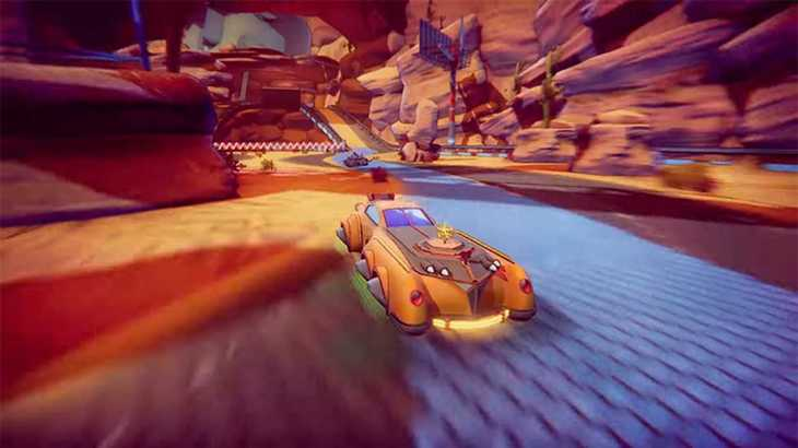 New Racing Game Trailblazers is Launching This Spring for All Major Consoles, Including Linux